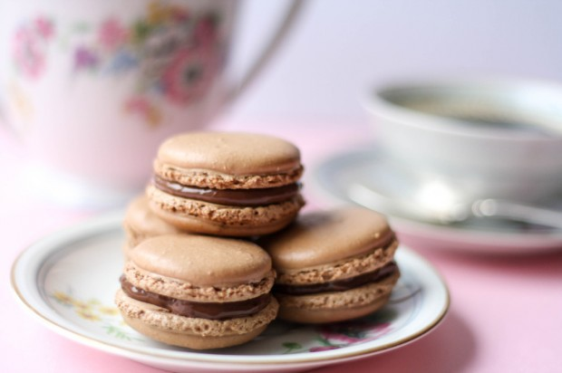 Macarons for Dessert 18 Great Recipes that Look So Sweet  (6)