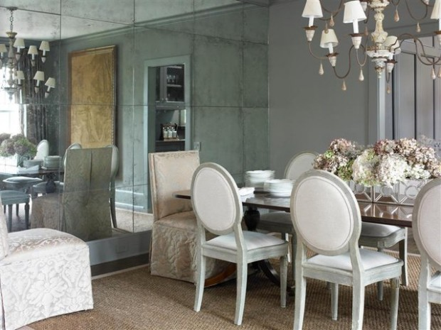 Mirror Wall for Extravagant Interior Look (11)