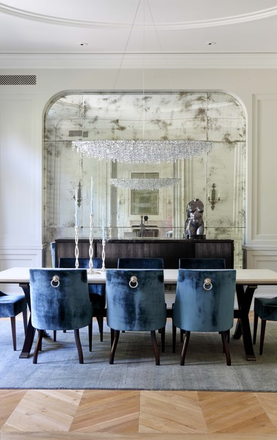 Mirror Wall for Extravagant Interior Look (14)