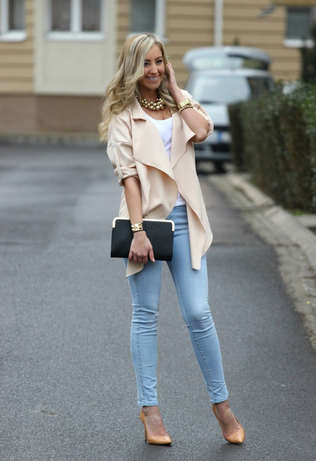 Pastel Colors for Fresh Spring Look 16 Cute Outfit Ideas (10)