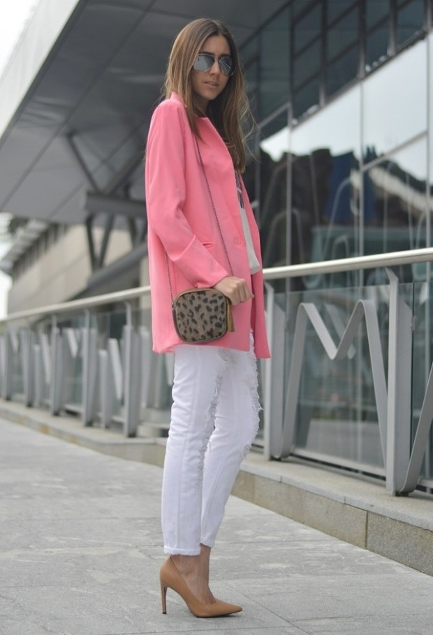 Pastel Colors for Fresh Spring Look 16 Cute Outfit Ideas (8)