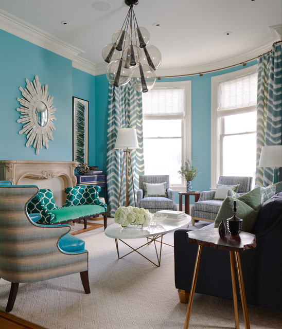 Turquoise Details for Amazing Home Decor Ideas- 20 Great Ideas (4)