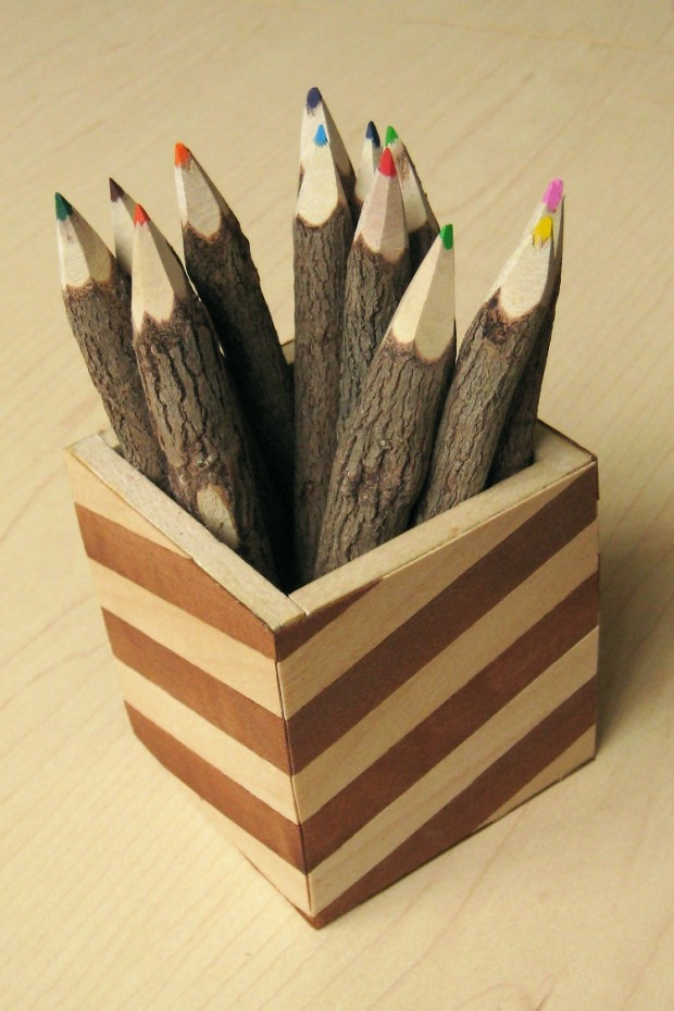 Woodworking 17 Great DIY Projects for Home Decor (9)