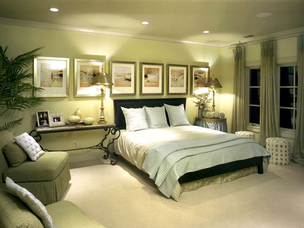 Bedroom Makeover Ideas Style Motivation - Bedroom decorating colour ideas