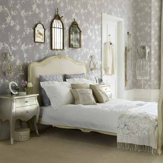 Creating a vintage inspired bedroom style motivation - Vintage antique baby room ideas timeless charm appeal ...