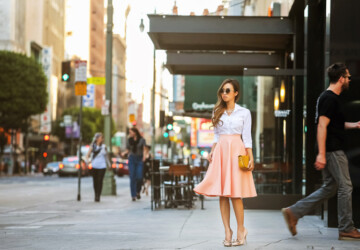 Top 20 Looks for Spring/Summer 2014 - spring trend, spring outfit ideas, spring fashion trend