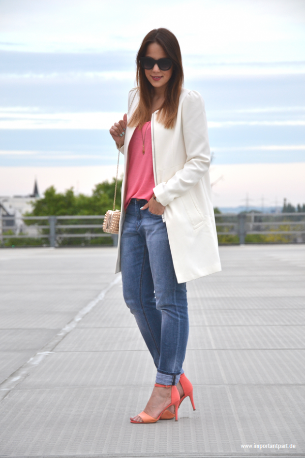 23 Incredible Combinations With White Blazers
