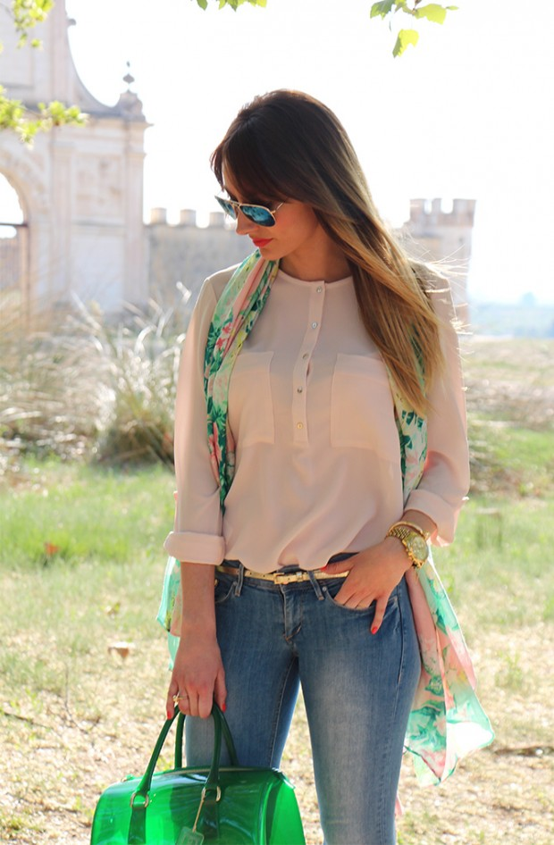 Top 20 Lovely Spring Street Style Outfits