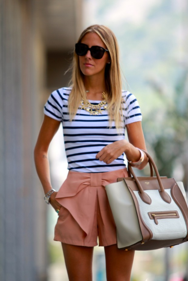 Choose Your Short Pants In Summer Colors