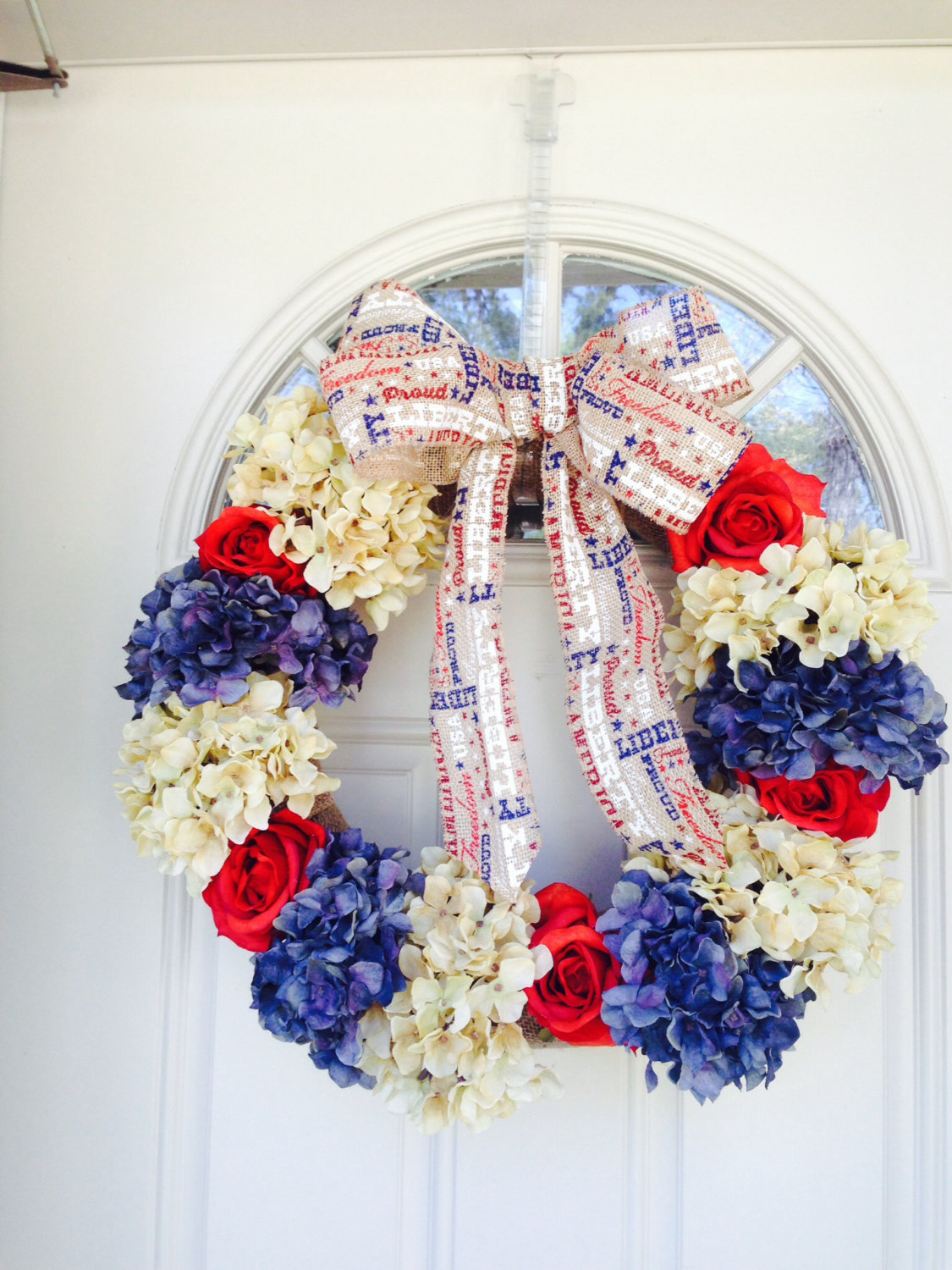 15 Festive Handmade 4th Of July Wreath Designs Style