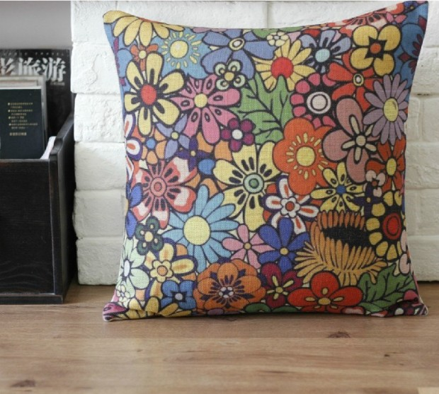 17 Fresh-looking Handmade Summer Pillow Designs (11)