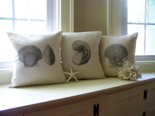17 Fresh-looking Handmade Summer Pillow Designs (14)