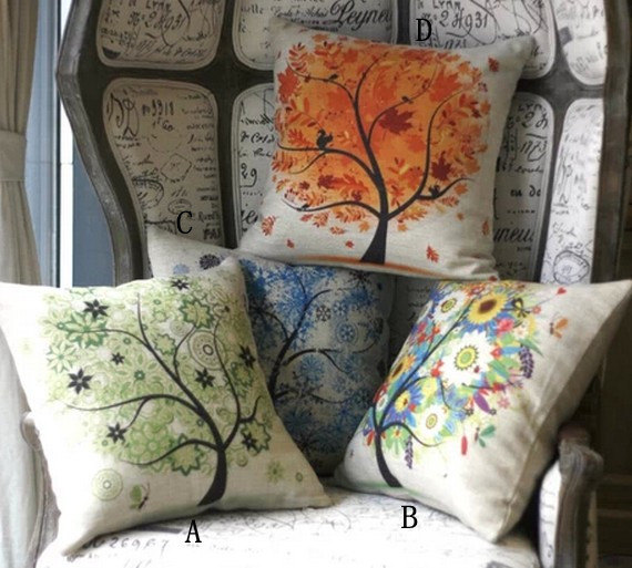 17 Fresh-looking Handmade Summer Pillow Designs (9)