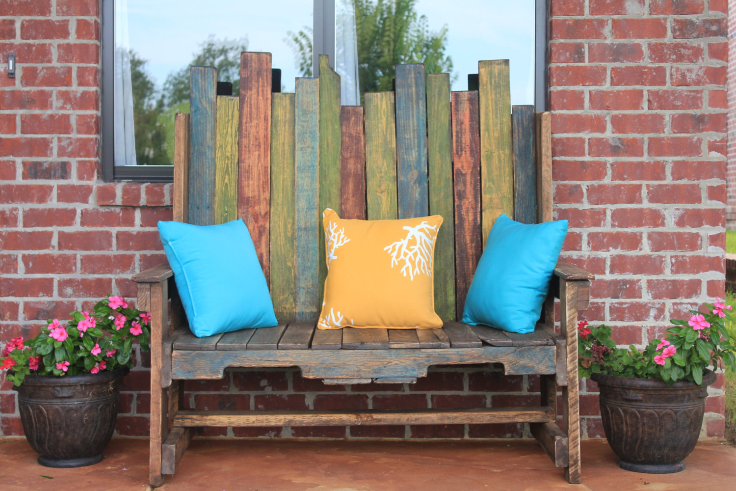 59 Incredibly Simple Rustic Décor Ideas That Can Make Your: 21 Amazing Outdoor Bench Ideas
