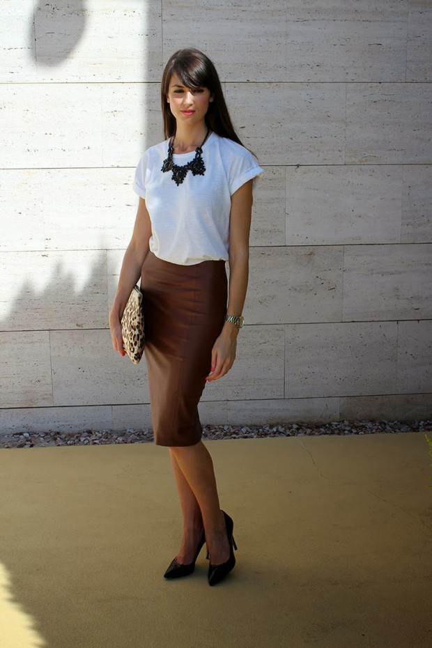 22 Interesting Ways How To Wear Pencil Skirt For Sexy Look - Style ...
