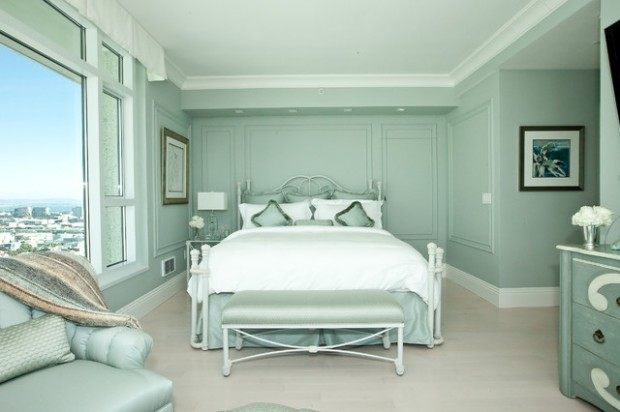 Pastel and Soft Colors for Perfect Relaxation Atmosphere in Your Bedroom (1)