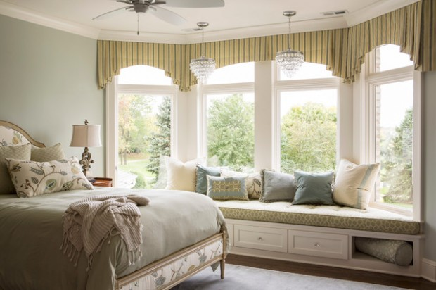 Pastel and Soft Colors for Perfect Relaxation Atmosphere in Your Bedroom (14)
