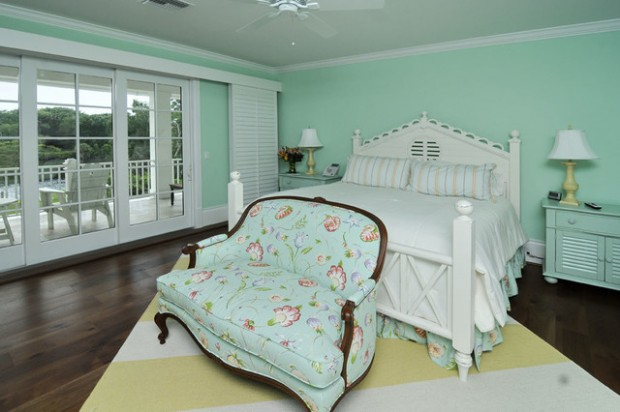 Pastel and Soft Colors for Perfect Relaxation Atmosphere in Your Bedroom (18)