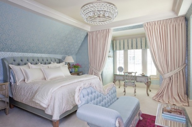 Pastel and Soft Colors for Perfect Relaxation Atmosphere in Your Bedroom (19)