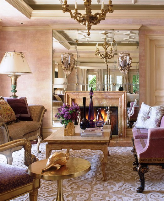 17 Beautiful Living Room Decorating Ideas With Wall