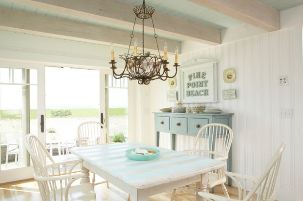 Coastal Decorating Ideas For Beach Style Home Look