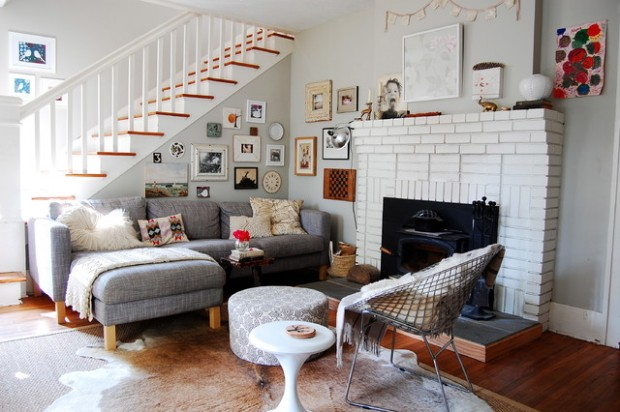 16 Great Living Room Design Ideas in Scandinavian Style