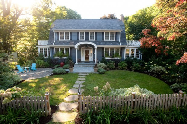 small front yard landscaping ideas (10)