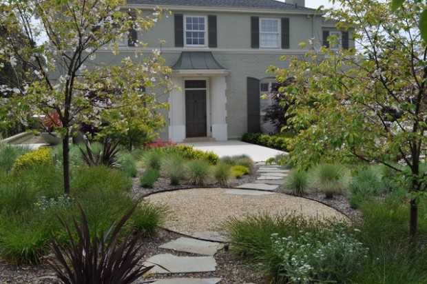 small front yard landscaping ideas (2)
