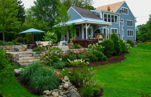 small front yard landscaping ideas (5)