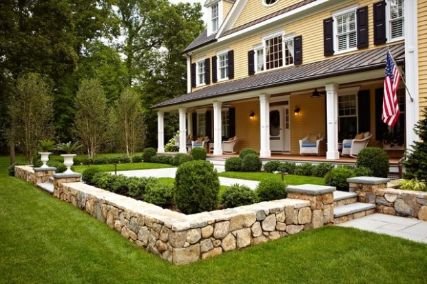 small front yard landscaping ideas (9)