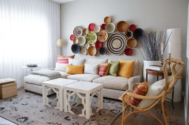 18 gorgeous home decor ideas with unique wall art pieces for Home decoration pieces