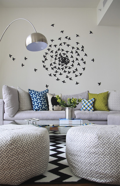 18 Gorgeous Home Decor Ideas with Unique Wall Art Pieces
