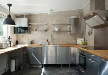 Decorating? Don't Forget the Kitchen - Practical kitchen, kitchen, Better Kitchens