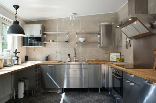 Decorating? Don't Forget the Kitchen