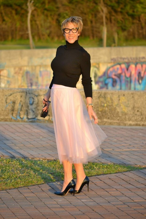 Midi Trend: Length Of Skirt That You Must To Have
