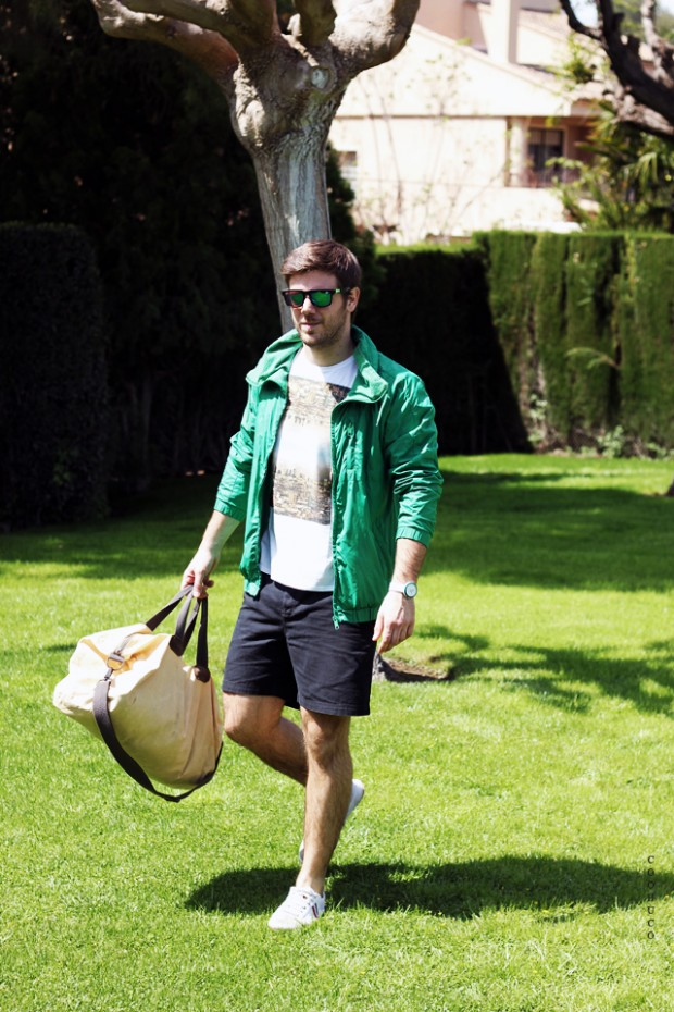 Man: What to wear for summer 2014