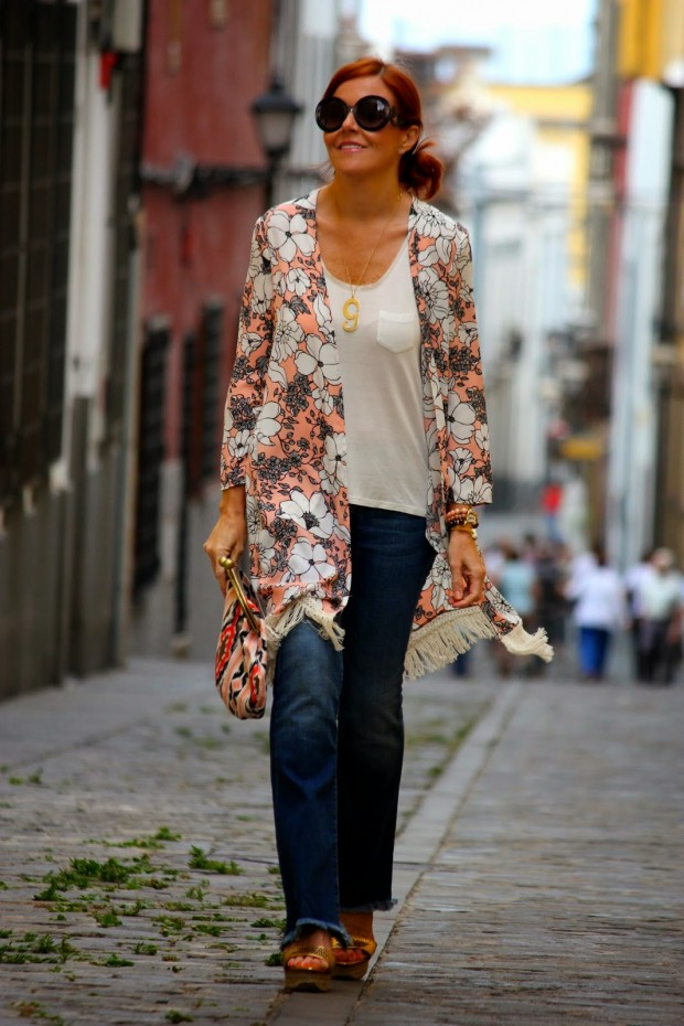Top 21 Kimono Designs Necessary For This Type Of Weather