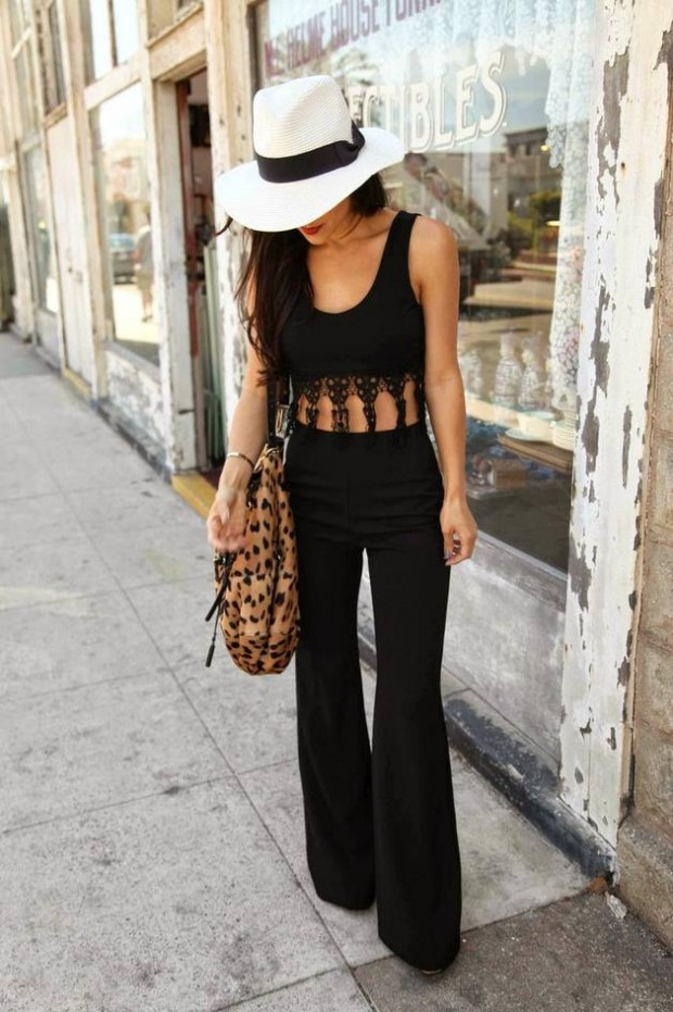 25 Popular Street Style Outfit Ideas for This Season (20)