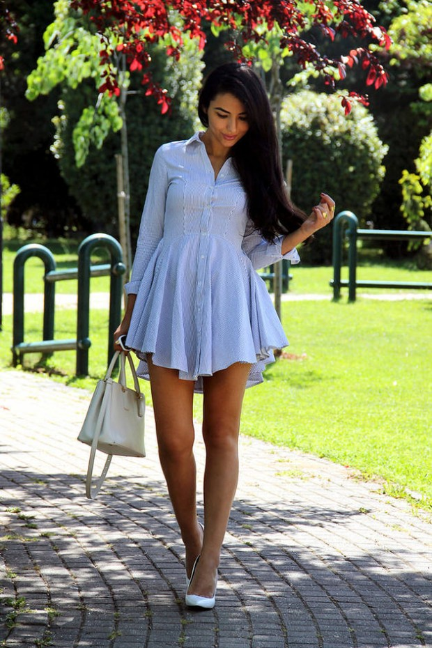 25 Popular Street Style Outfit Ideas for This Season (9)