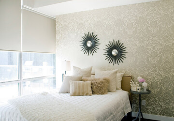 Top Tips for Creating a Stylish Feature Wall - wallpaper, wall, top tips, Stylish Feature Wall, room with decals, picture wall, decals