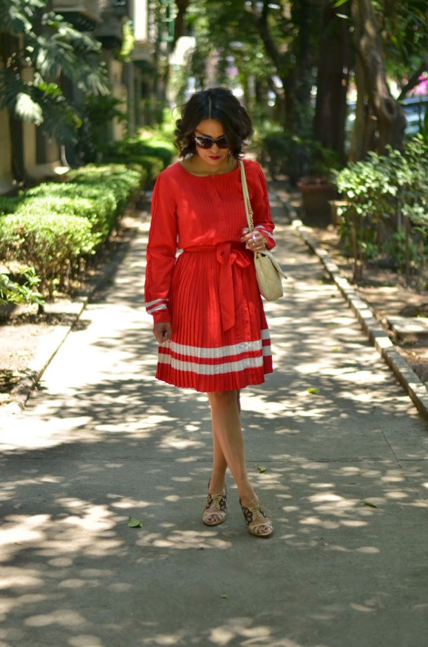 Best 24 Summer Outfits in Red