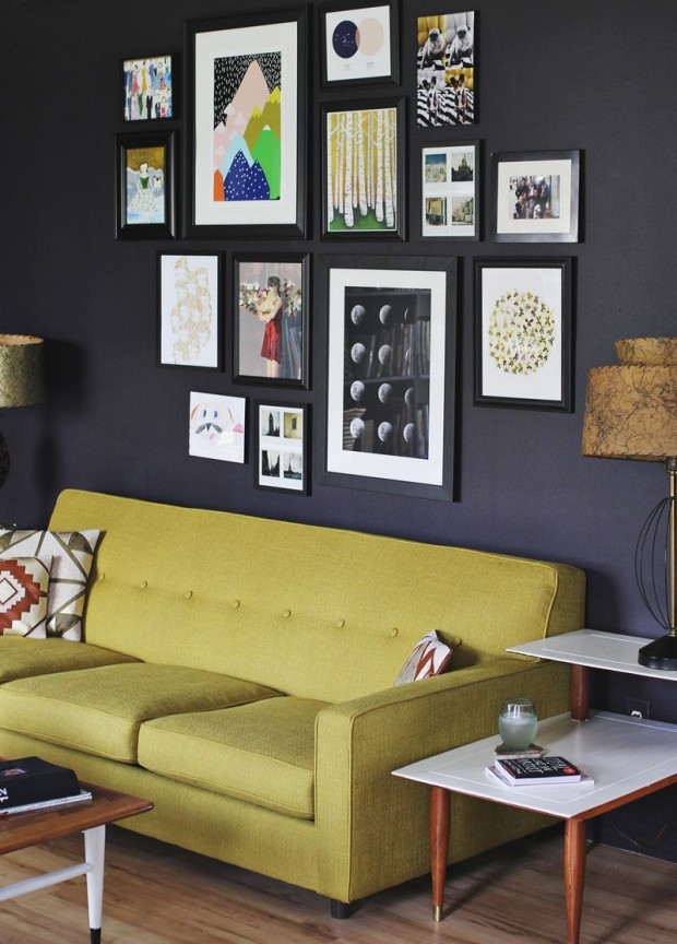 Top Tips for Creating a Stylish Feature Wall