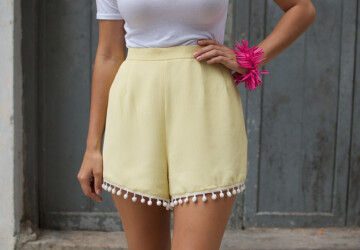 The Best 21 DIY Summer Project of Cool Clothing - diy summer clothing, diy skirt, diy shirt, diy projects, diy cool clothing, diy clothing, diy, creative diy