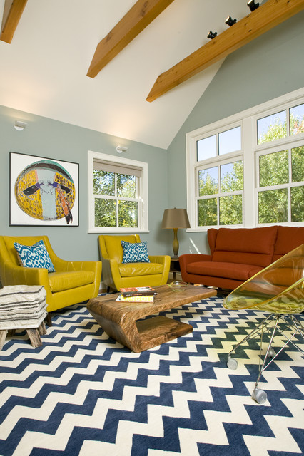 Chevron Details for Trendy Home Decorating 20 Amazing Ideas (10)