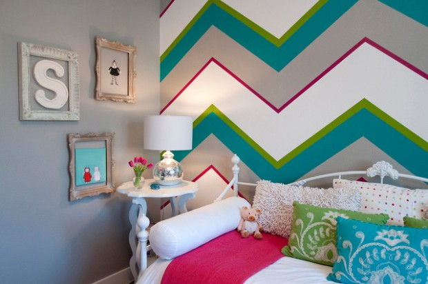 Chevron Details for Trendy Home Decorating 20 Amazing Ideas (16)
