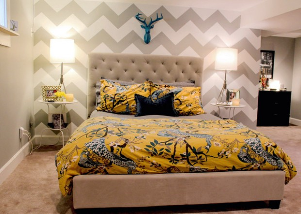 Chevron Details for Trendy Home Decorating 20 Amazing Ideas (19)