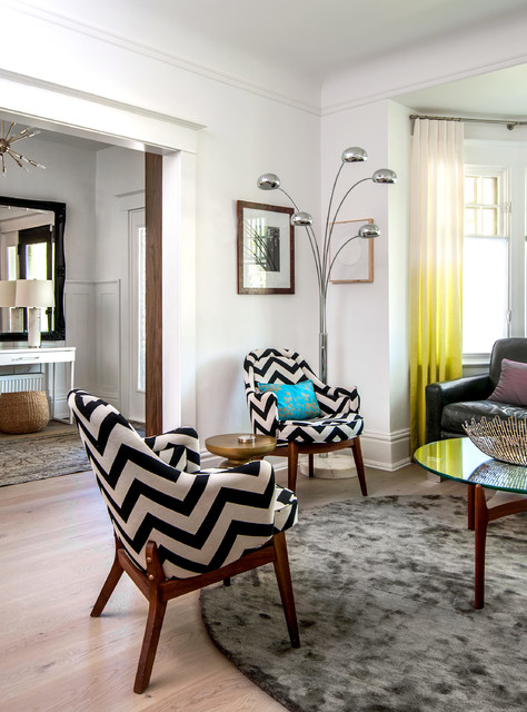 Chevron Details For Trendy Home Decorating 20 Amazing Ideas