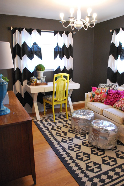 Chevron Details for Trendy Home Decorating 20 Amazing Ideas (6)
