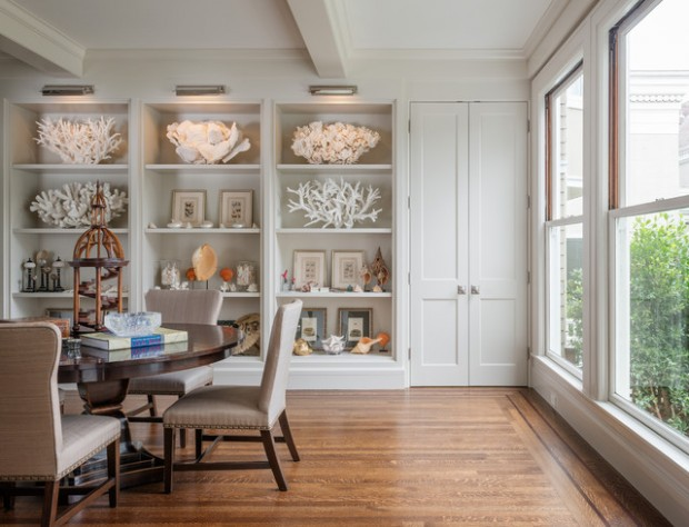 How To Decorate With Seashells: 18 Inspiring Ideas