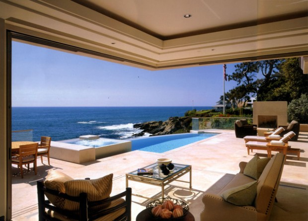 Patio design ideas with sea view  (1)